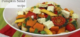 Pumpkin Salad recipe
