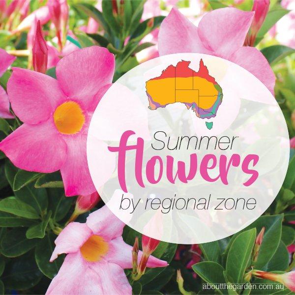 Summer Flower Guide by regional zone aboutthegardenmagazine.indd