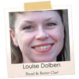 Author of recipe