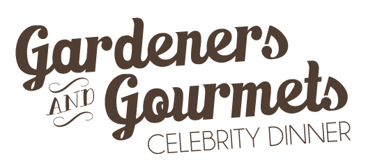 Celebrity Gardener & Gourmet Cook Dinner