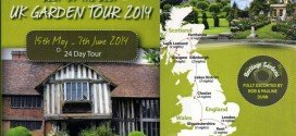 The Best of The Best UK Garden Tour 2014