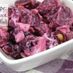 baby beetroot salad Recipe #bbqdish #garden #recipe #aboutthegarden