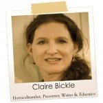 Claire Bickle2 #presenter #writer #educator #horticulturalist #aboutthegarden