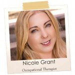 Nicole Grant #occupationaltherapist #gardenwriter  #gardening #aboutthegarden.com