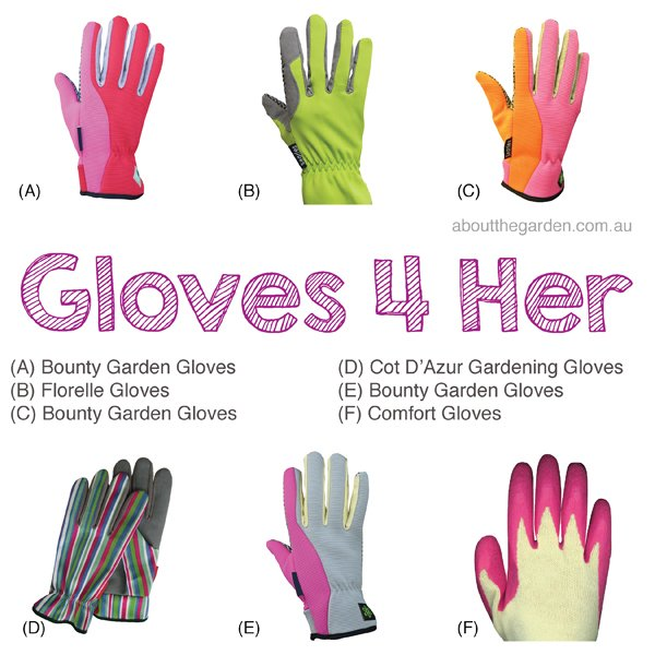 Garden Gloves for Mothers Day