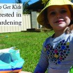 five tips to get kids in the garden #aboutthegarden #gardeningaustralia #littlegirlingarden crop