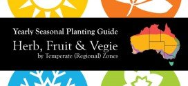 Seasonal Gardening Australia Vegetable Garden by Temperate (Regional) Zone header aboutthegarden.com.au