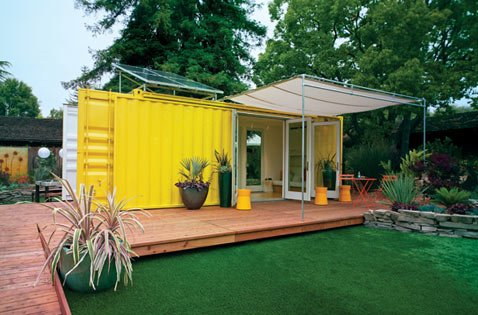 Shipping Containers For Guests