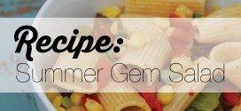 Recipe Summer Gem Salad with Corn