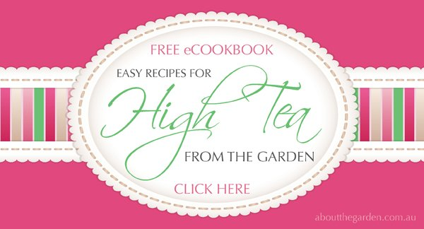 Autumn vegetable garden ideas for High Teas recipes free ecookbook