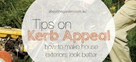 Tips for exteriors of houses: Kerb Appeal