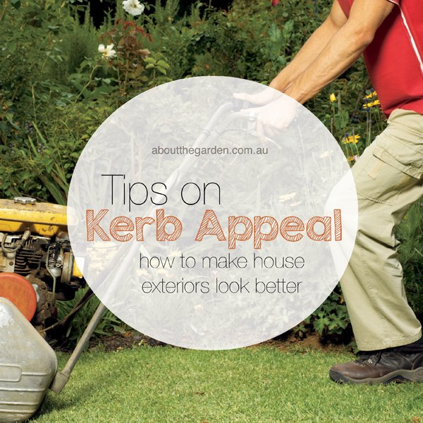 Tips for exteriors of houses- Kerb Appeal