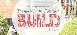 Three Backyard Ideas for Winter Building Projects
