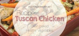 Tuscan Chicken Bake Recipe