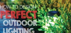 How to design the Perfect Outdoor Lighting Setting