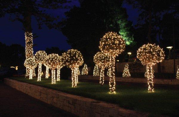 Outdoor lighting ideas 4 #aboutthegardenmagazine.indd