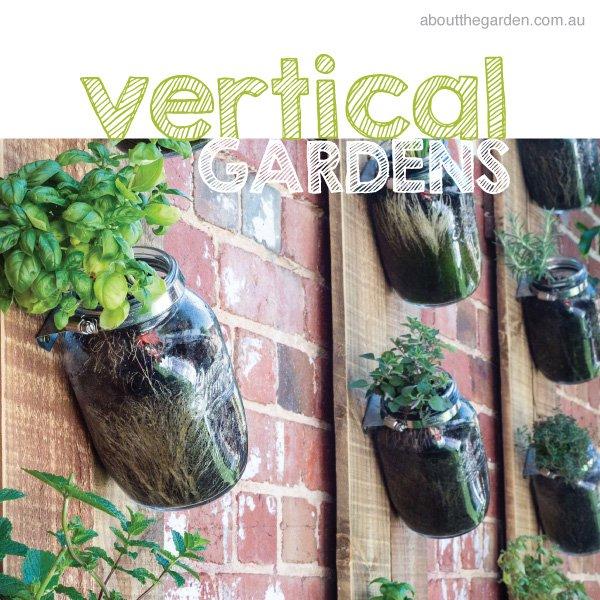 Vertical Garden idea #aboutthegardenmagazine.indd