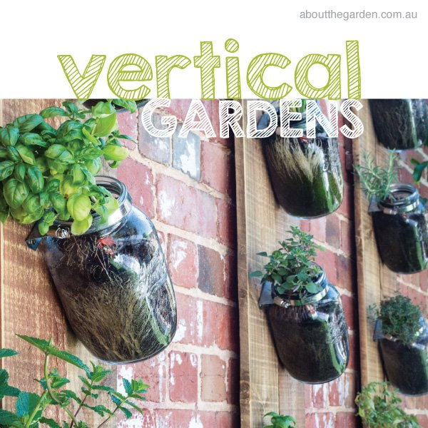 Vertical Garden idea #aboutthegardenmagazine.indd