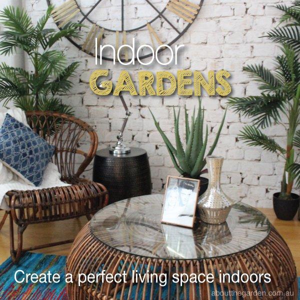 Indoor Garden Living Room Indoor Plants #indoorgardens #aboutthe