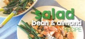 Green bean and almond salad recipe
