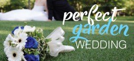 How to create the perfect garden wedding