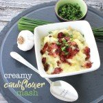 Creamy cauliflower mash recipe.indd