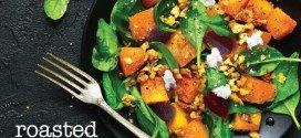 Roasted pumpkin & feta salad recipe