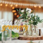 Table and home decor greenery plants in Australia #aboutthegarde
