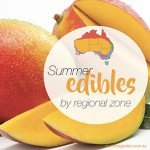 Summer fruit and vegetable #Springplanting by regional zone aboutthegardenmagazine